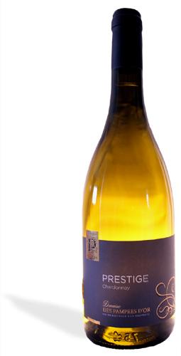 Beaujolais Prestige Blanc- Vignoble PERRAS