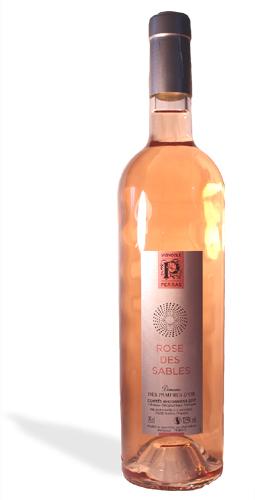 Rose des Sables - Vignoble PERRAS