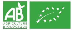 Logo BIO francais et europeen
