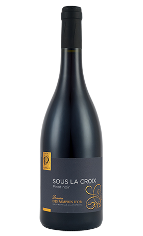 EARL Perras_BasseDef_Sous la Croix Pinot Noir